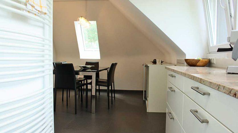 Gourmet Küche in Stuttgart wohnen auf zeit